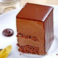 巧克力魔方切片