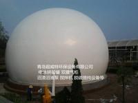 淄博桓台2000立方独立气柜
