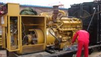 CAT3412天然气发动机大修