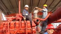 CAT3516天然气发动机维修