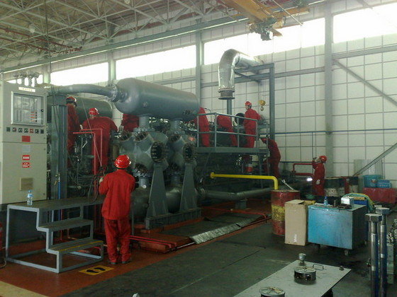 16SGT/MH64库伯天然气压缩机