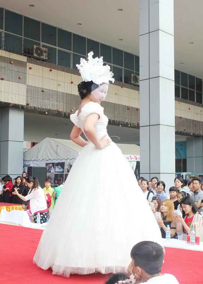 2015年时尚魅影学员作品发布会现场-走秀篇