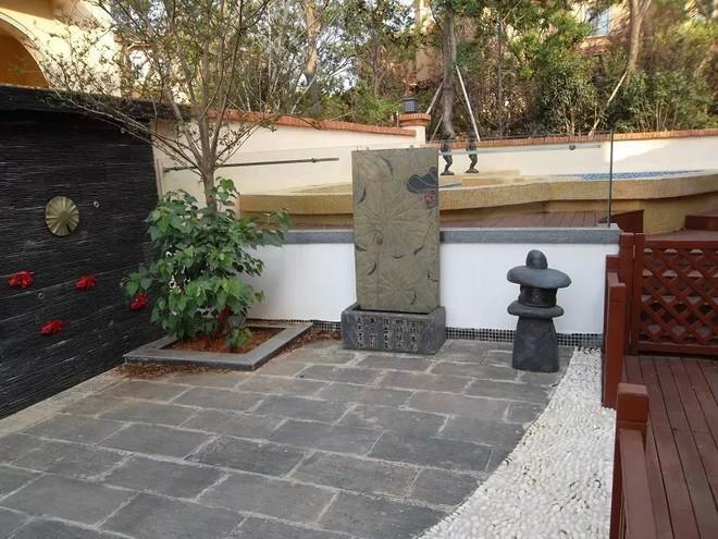 依托邦别墅庭院景观精装修-武汉创鼎国瑞装饰设计