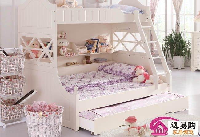 现在的人都非常注重体现个性和时尚,特别是对于小孩子的卧室装修更是非常注意,家长会选择一个比较有个性的家具,比如说高低床。上海上下铺回收表示,大家不要小看了高低床,如果你家小孩卧室的面积不够大,那么高低床绝对是一个既好看又实用的家具。下面我们就来具体的了解一下,儿童高低床究竟有哪些优势? 第一、儿童高低床的设计新颖 上海上下铺回收表示,儿童高低床和成人高低床的外观设计是不一样的,儿童高低床的外型比较多,一般都是非常卡通的,比较符合孩子们的审美。 第二、就是占地问题 儿童高低床在同样的一个空间内能够提供更多的