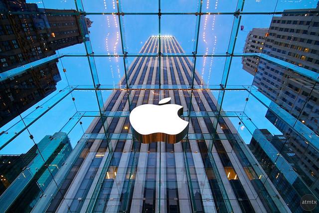 有钱任性!苹果实习生月薪近7000美元
