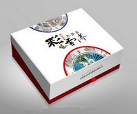 众诺精装保健茶礼盒18