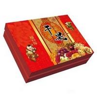 众诺精装干果礼盒10