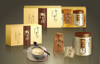 众诺精装礼盒套装保健茶盒